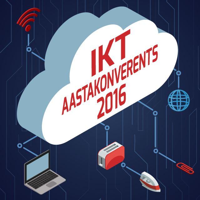 IKT Aastakonverents 2016 pilt