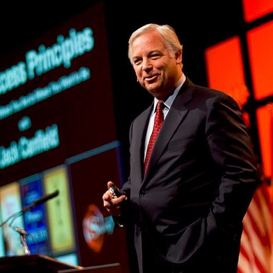 Passion for Success: Jack Canfield and Janet Bray Attwood pilt